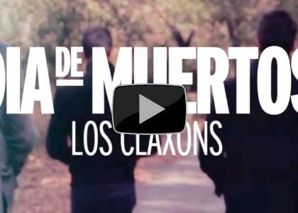 Los Claxons – Día De Muertos (Jam Session 2012)