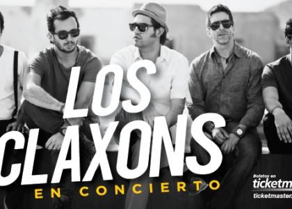 Los Claxons Regresan al Banamex en Monterrey!