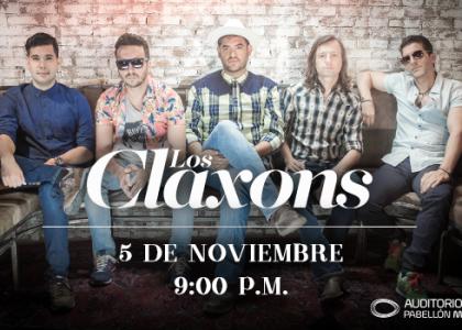 Los Claxons En Concierto En Monterrey