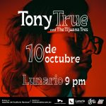 Tony True en el Lunario